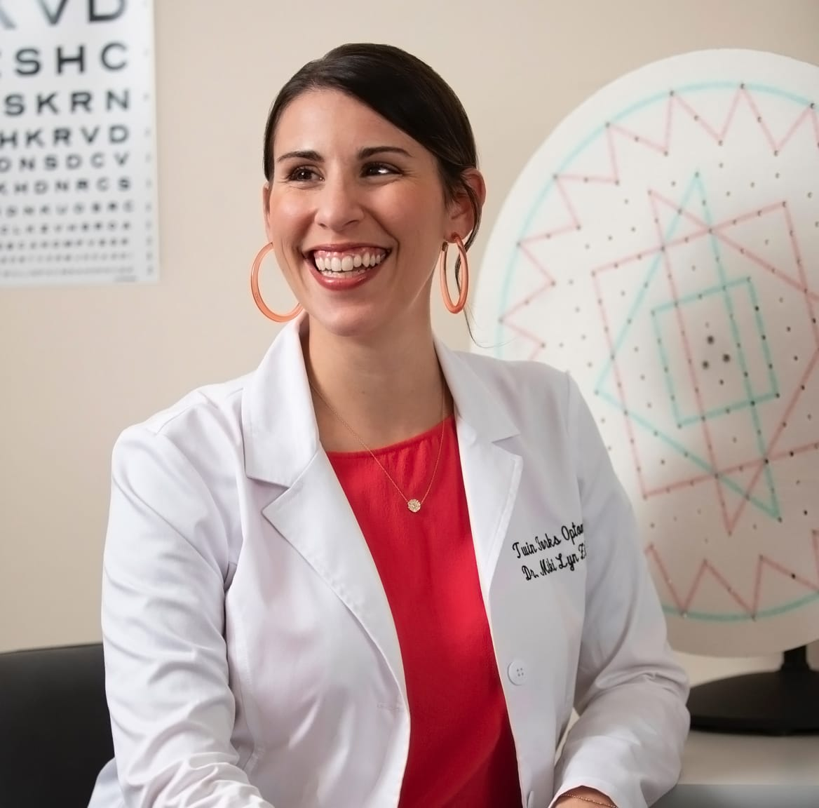 Explore the possibilities of a career in optometry